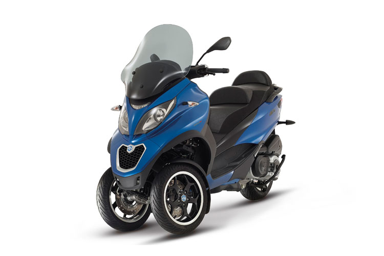 mp3 sport lt 500 abs - piaggio scooters