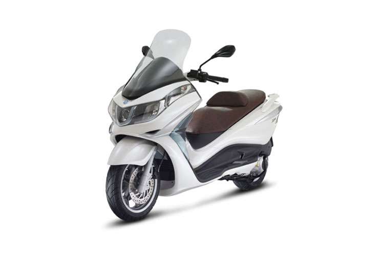 x10 500 executive abs - piaggio scooters